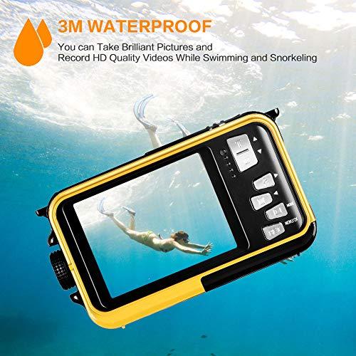 YinFun -   Wasserdichte Kamera