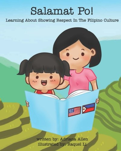 Salamat Po!: Learning About Showing Respect In The Filipino Culture