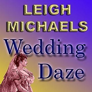 Wedding Daze audiobook cover art