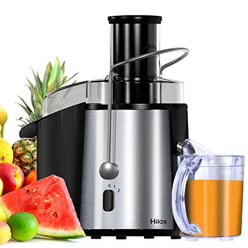 Juicer, Juicer Machines, Hilax Juice Extractor with 3