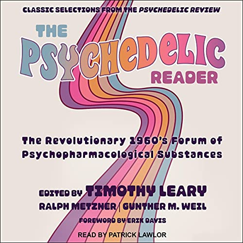 『The Psychedelic Reader』のカバーアート