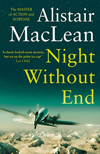 Night Without End (English Edition)