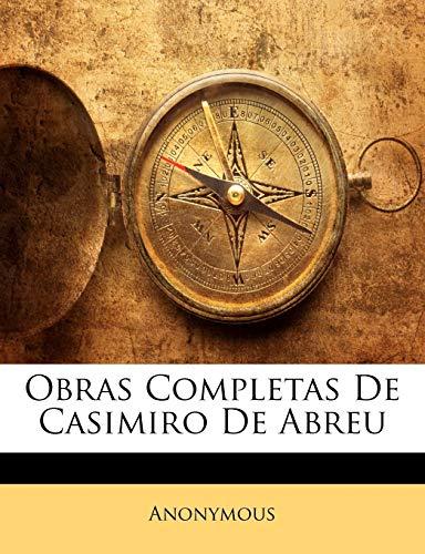Obras Completas de Casimiro de Abreu