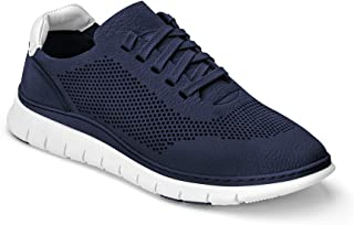Vionic Women's Fresh Joey Lace-up Sneaker- Lades Light Weight Walking Sneakers with Concealed Orthotic Arch Support
