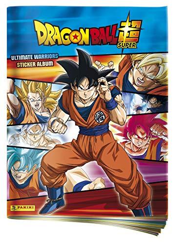 Panini France SA-Dragon Ball Super Ultimate Warriors-Album, 004088AF