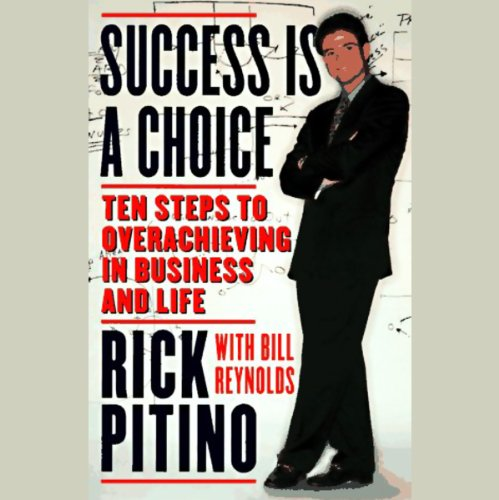 Success Is a Choice audiobook cover art