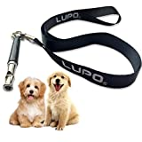 LUPO® Premium Hunde Pfeife um Bellen zu stoppen Gehorsamkeit Abweisend Haustier Training Hilfe
