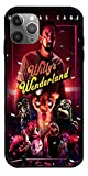 HHTEE Case Compatible with iPhone 12 Pro Max Comedy Willys Wonderland Horror Movies 2021 Complete Series Action Pure Clear Phone Cases Cover Full Body