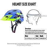 Zoom IMG-1 exclusky casco da bicicletta bambini