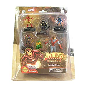 Marvel Heroclix Capitan America Civil War Starter: Amazon.es ...