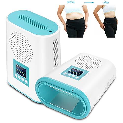 Máquina de adelgazamiento de instrumentos de belleza para perder peso, máquina de eliminación de grasa, nuevos productos de moda, máquina de adelgazamiento especial para salones de belleza(GREEN)