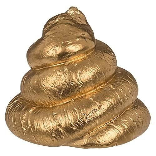 OOTB 78 / 5900 Figure Plaster, Gold Farbener Poo, Gold