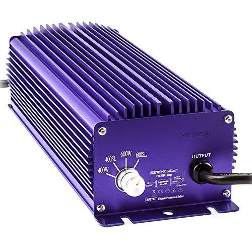 Lumatek Ballast Electronique Ultimate 600w - 400Volts