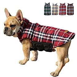 VARIOUS SIZES - Measure your dog's chest girth (very important) and back length (for reference) by following sizing guide to choose a right sized pet coat. Before taking any measurements, please ensure your dog is standing still and upright, looking ...