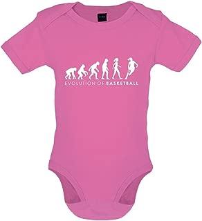 Dressdown Evolution of Woman - Basketball - Babygrow/Bodysuit - 0-18 Months