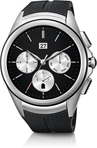 LG G Watch Urbane 2nd edition schwarz