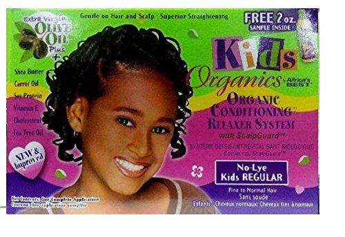 Relaxer / Glättungscreme Africa's Best Kids Organics Relaxer REGULAR