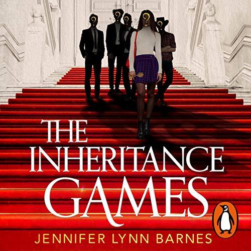 Couverture de The Inheritance Games