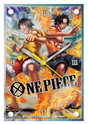 One piece layer clock Marin Ford Hen Marin Ford (japan import)
