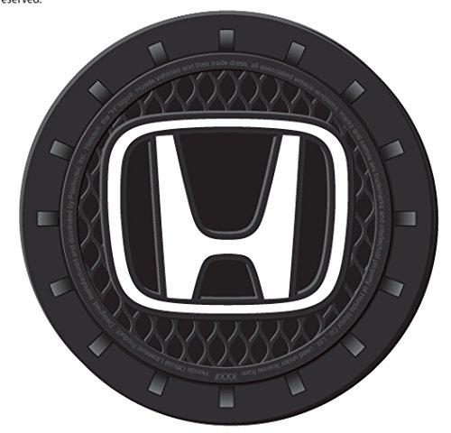 Plasticolor 000675R01 Honda Auto Car Truck SUV Cup Holder Coaster 2-Pack