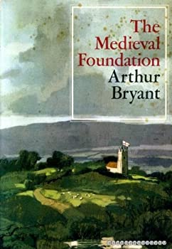 Hardcover The Medieval foundation Book