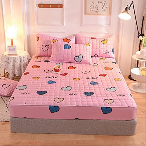 BOLO El juego de cama está hecho de tela suave, fácil de cuidar la ropa de cama, 150 cm x 200 cm
