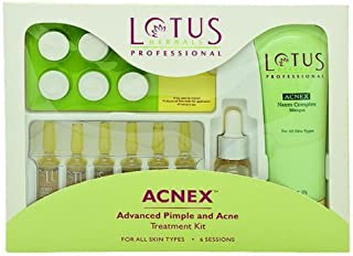 Lotus Herbals Professional Acnex Advanced Pimple and Acne Treatment Kit