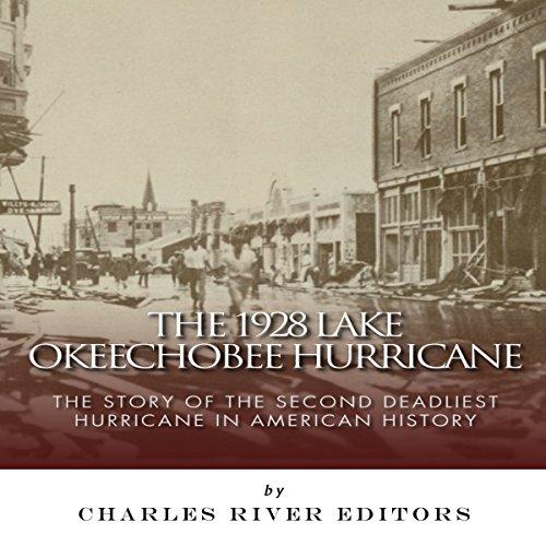The 1928 Lake Okeechobee Hurricane audiobook cover art