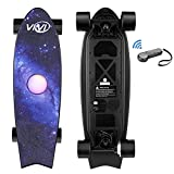 Vivi Electric Skateboard, Gift Package, Electric Longboard with Remote Control for Adults Teens,...