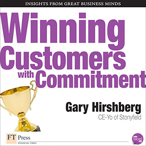 Winning Customers with Commitment cover art