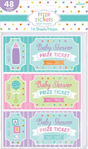 Top raffle tickets baby shower for 2020