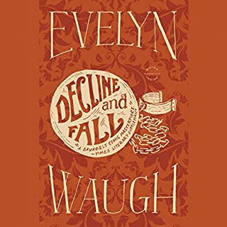 Decline and Fall cover art