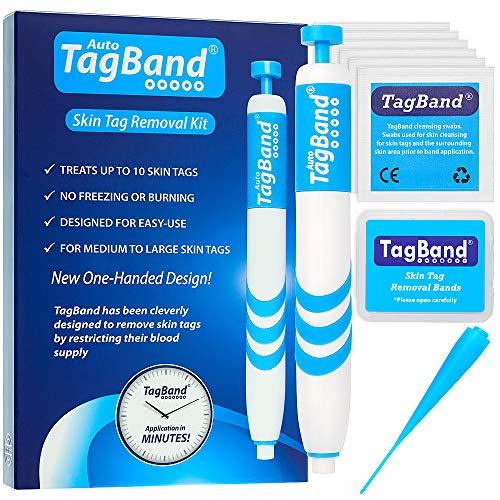 Auto TagBand Fibrom Entfernungsgerät für mittlere bis große Stielwarzen