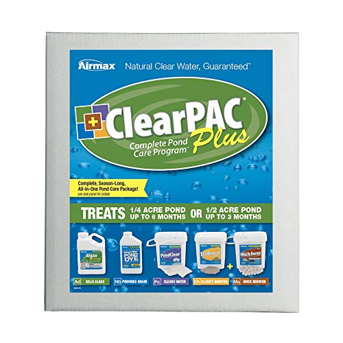 AIRMAX ClearPAC Plus - 1/4 Acre
