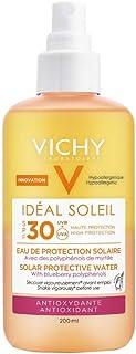 VICHY CAPITAL SOLEIL Agua de protección solar Anti-Oxidante spf 30 200 ml