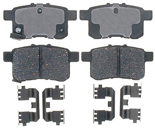 ACDelco Gold 17D1336CH Ceramic Rear Disc Brake Pad Set