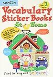 Vocabulary Sticker Books - at Home (Kumon Basic Skills)