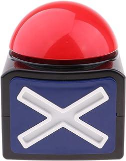 KESOTO 応答ブザー 音ボタン クイズ サウンドボタン ブザーボタン