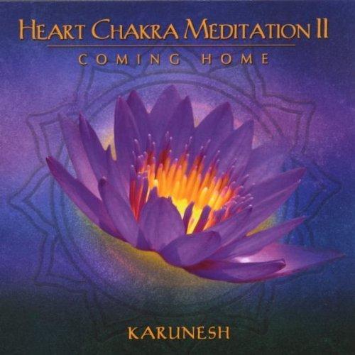 Heart Chakra Meditation 2: Coming Home by Karunesh (2009) Audio CD