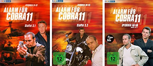 Staffel 3-5 (7 DVDs)