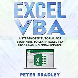 Excel VBA cover art