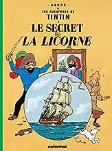 Le Secret de la Licorne (Aventures de Tintin) MINI ALBUM (French Edition)