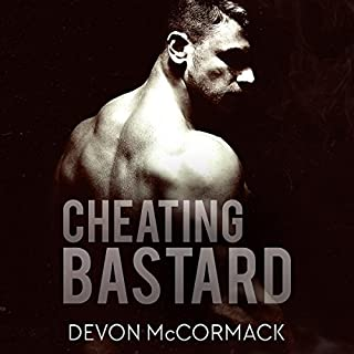 Cheating Bastard audiobook cover art