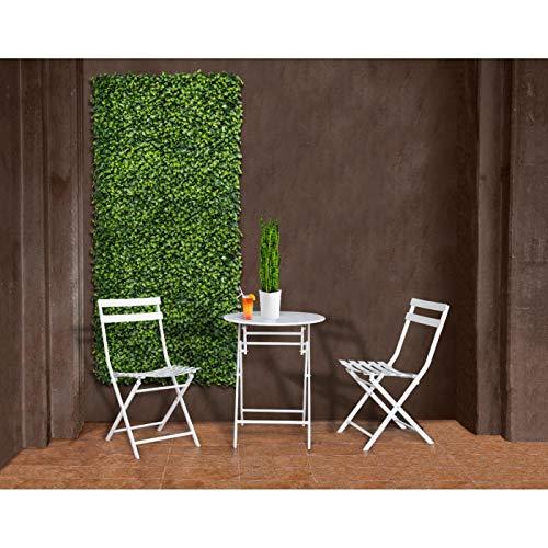 Nortene Jardin Vertical Lauro, Verde, 100 x 100 cm