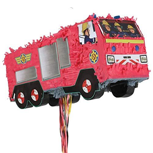 Amscan International–9902906Pinata licensedpinata Pull: Sam el bombero