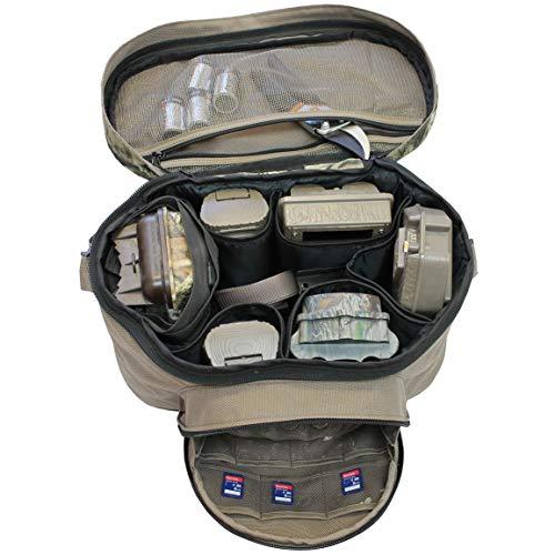HORN HUNTER- Hunting/Trail Camera Case Bag