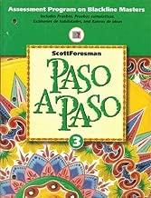 Paso A Paso 3: Assessment Program on Blackline Masters