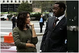 Law & Order: Criminal Intent 8x10 Photo Courtney B. Vance & Annabella Sciorra on Street kn