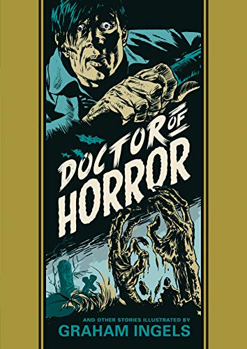 Image of Doctor Of Horror And Other Stories (The EC Comics Library, 24)