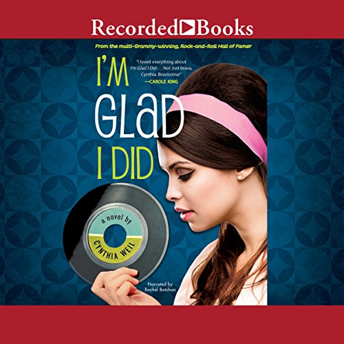 I'm Glad I Did audiobook cover art